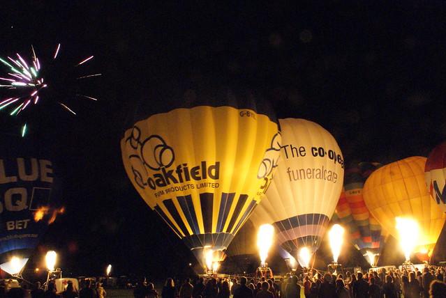 Evesham Balloon Festival