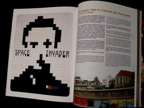 Hi-Fructose -Space Invader interview