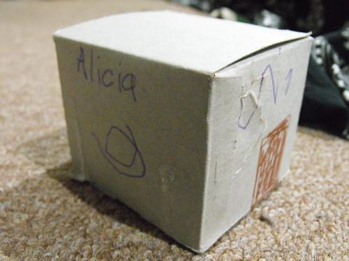 La casita de Alicia