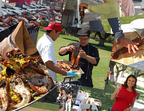 Lobster and Wine Festival - Fiestas de la Vendimia