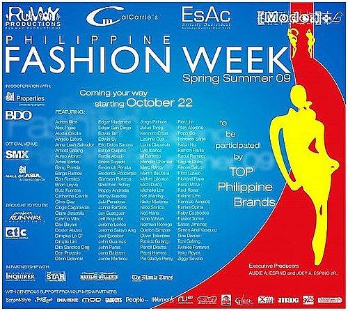 Philippine Fashion Week SS 2010