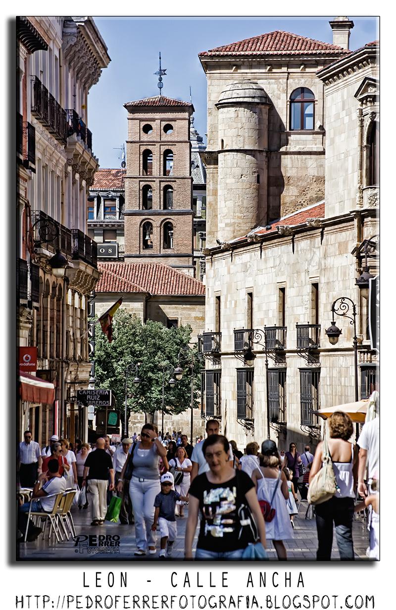 Calle Ancha - León