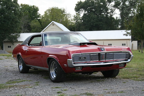 1969 Mercury Cougar 428 cj