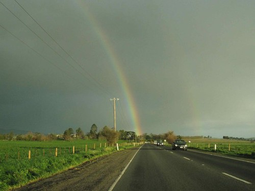 rainbow to melbourne