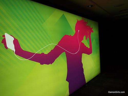 Keynote Apple Londres by Sandrine by GamonGirls.