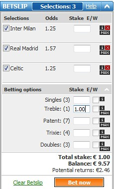 treble 12th