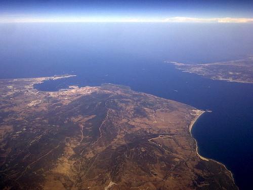 Vista Aérea Tanger