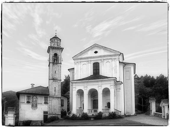 Sanctuary of Madonna del Sasso