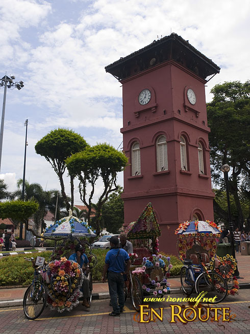 Malacca Tang Beng Swee Clock Tower