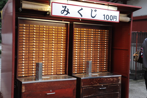 Omikuji, Fortune Telling