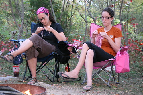 sisters camp&knit