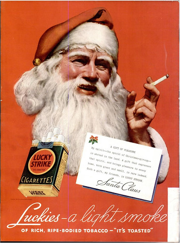 Lucky Strike Ad (LIFE 1936-12-21) by Fugue.