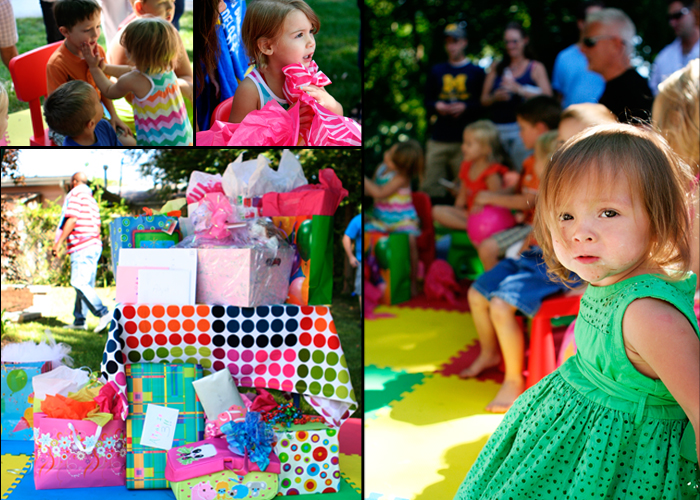 Aliyah's 3rd Birthday Party