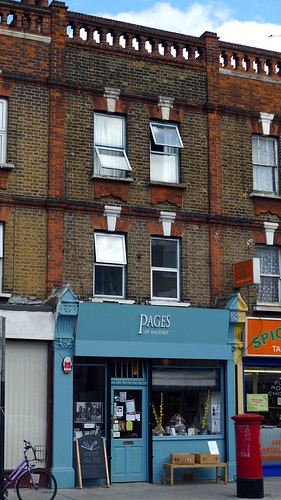 Pages of Hackney, Lower Clapton, E5