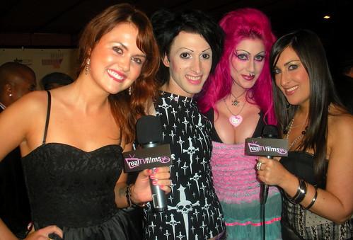 """Really Awards"" Post Event - Area Nightclub, Hollywood"