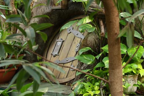 Assiniboine Park Conservatory - Hobbit Door