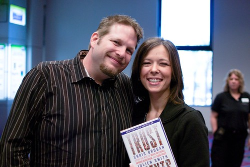 Chris Brogan, Charnell Lucich