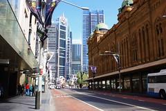 Sydney, Australia (LAXFlyer) Tags: building sydney australia victoria queen qvb
