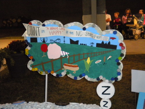 Bottlecap sheep board