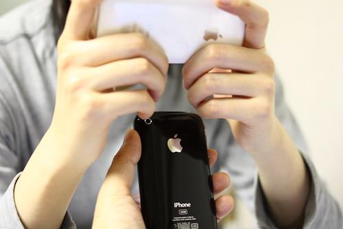 我が家のiPhone
