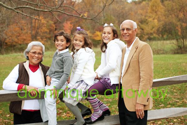 grandparents and chidilren