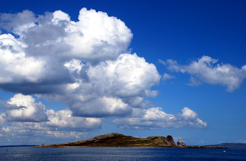 ireland's eye, howth
