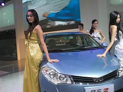 models nanjing autoshow 23 sec047 (livinginchina4now) Tags: auto show china girls hot sexy cars models chinese najing chery