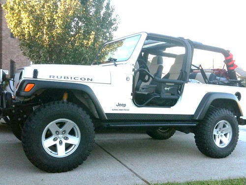 Jeep Tj Lj S With Ome 2 5 Quot Hd Lift And 1 25 Jks Bl On 33 S