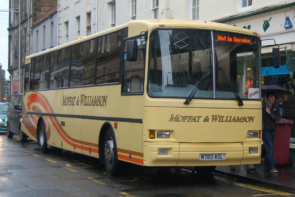 Moffat & Williamson M783ASL - St Andrews