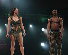 147 - Hip Hop - Brandon & Jeanine (dictationmonkey) Tags: soyouthinkyoucandance sytycd sytycd2009indianapolis