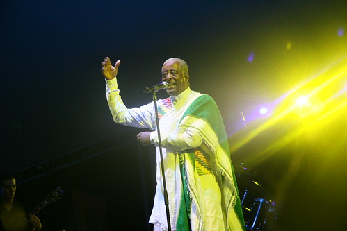 Mahoud Ahmed from Ethiopiques