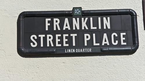 Belfast City - Franklin Street Place (Linen Quarter)