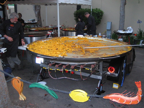 Maker Faire Paella Pan