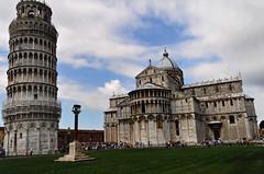 Pise, vue gnrale, 1 (Patrick.Raymond (2M views)) Tags: nikon italia toscane glise italie beautifulphoto pises nikonflickraward