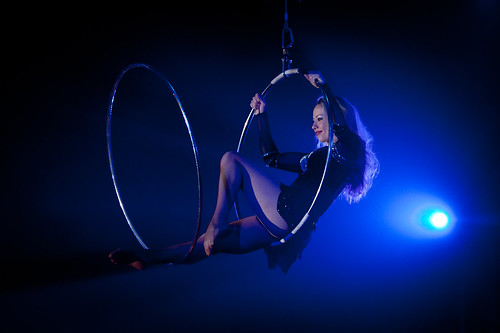 430/1000 - Moscow State Circus 6 by Mark Carline