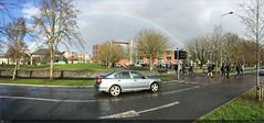 Rainbow over MU