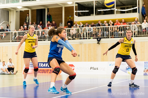 "3. Heimspiel vs. Volleyball-Team Hamburg • <a style=""font-size:0.8em;"" href=""http://www.flickr.com/photos/88608964@N07/32436883750/"" target=""_blank"">View on Flickr</a>"