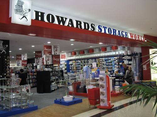 Howard storage world