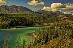 Emerald Lake Overlook_Version 2 (Jeff Clow) Tags: landscape raw emeraldlake yukonterritory 1exp jeffrclow