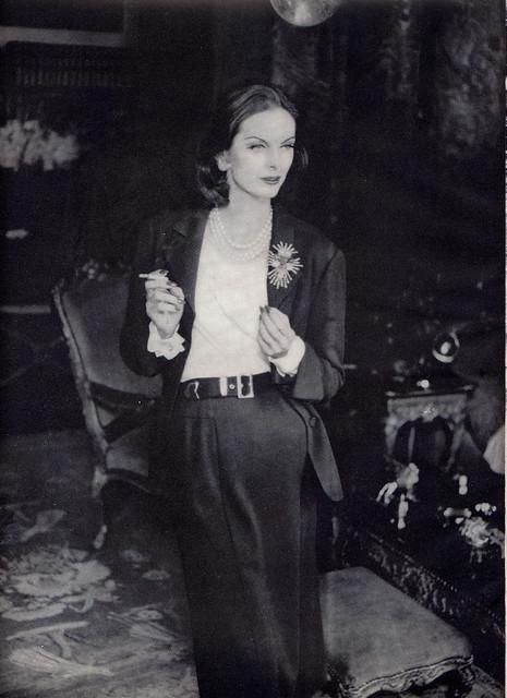 Vintage Vogue Editorial