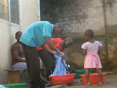 This is the way we wash our clothes, wash our clothes, wash our clothes, so early in the morning! by jim@hewillprovide.org