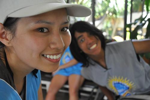 Trisha Halili and Aston Sarmiento