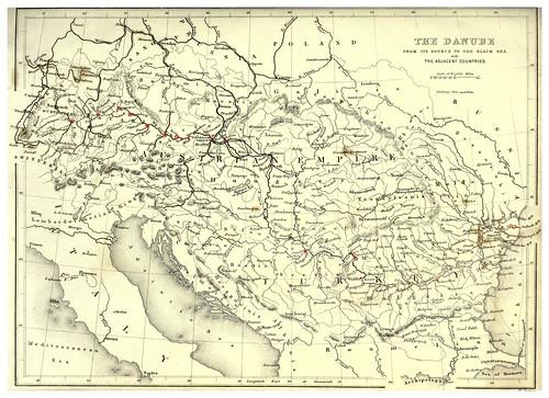 000-Mapa del Danubio con indicaciones