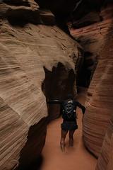 Buckskin Gulch (Ziemek T) Tags: utah hiking canyon backpacking paria buckskingulch lphiking