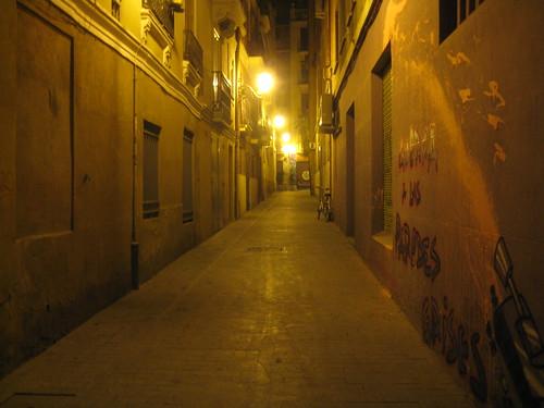 Valencia alley