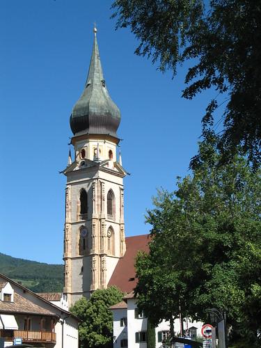 Der Dom auf dem Lande - die Pfarrkirche in St. Pauls - geführte Besichtigungen