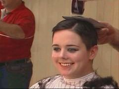 headshave - 2009-06-02_114521 (bob cut) Tags: ladies haircut sexy girl happy bald shave razor headshave