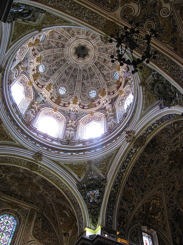 Church Ceiling, Granada