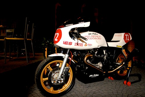 Guzzi Team 72 su SKY Moto Tv