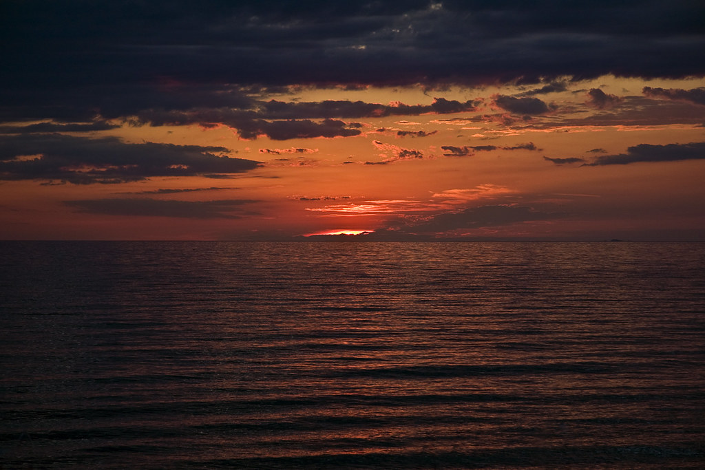 Sunset in San Vincenzo #4